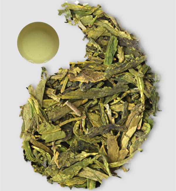 Chinese Xi Hu Long Jing Organic Green tea with fair trade