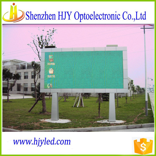 Big Advertising Billboard price P8 Outdoor LED Video Wall