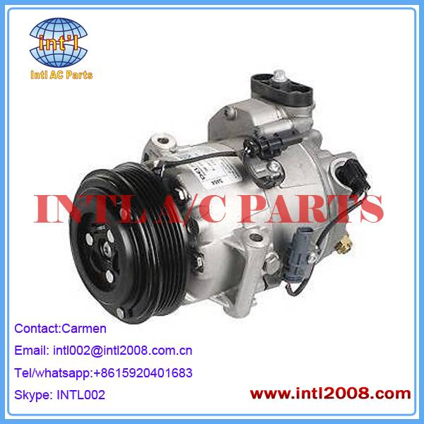 13377057 XK5 1618418  5464DPSS FOR Delphi-Harrison CVC car make for Astra GTC J 1.4