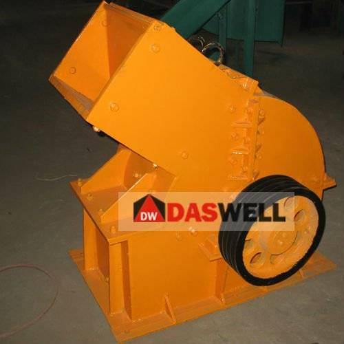 hammer mill /hammer crusher for brittle material or medium - hard rocks or ores