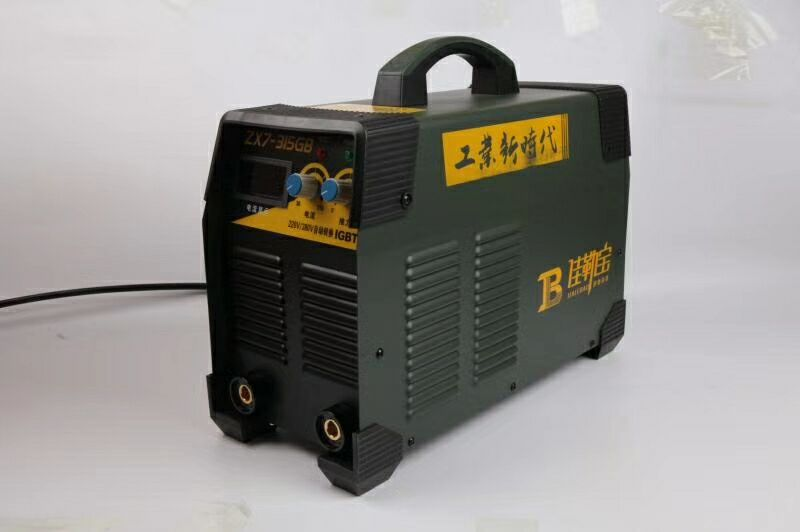MMA-315GB Double voltage inverter DC manual arc welding machine