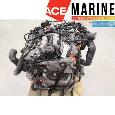 USED AUDI Q7 engine - HITTAR EJ - CCGA / 05A100031X - build 2009 Used Car Engine
