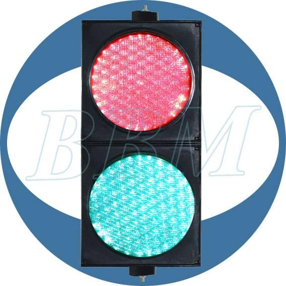 200mm car stop traffic signal light cobweb lens