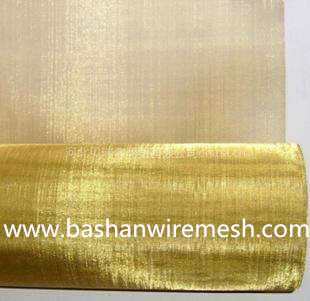 China Supplier Hot Sale copper wire mesh with low price