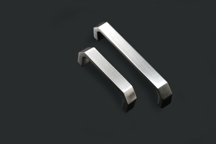 Solid Stainless Steel Handle Wardrobe Closet Handle
