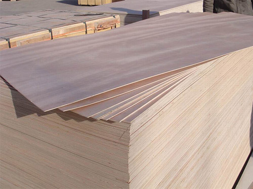 Low price furniture grade Okume commercial plywood from Linyi