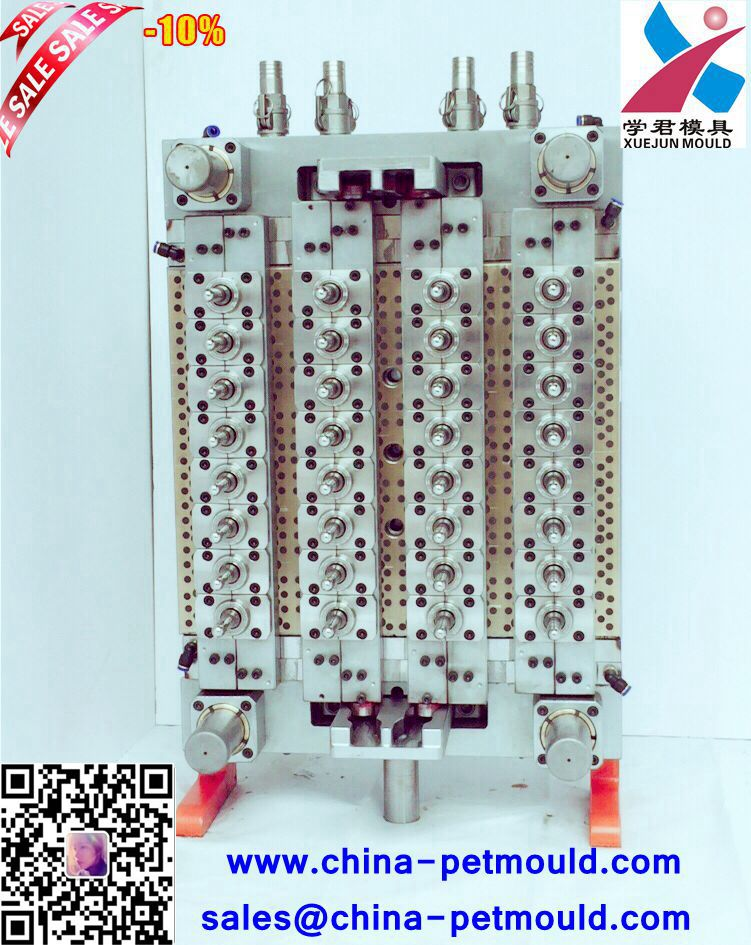 Good quality factory price used pet preform moulds