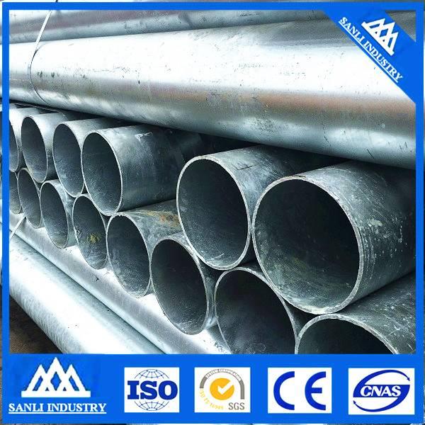 Q195-235 Hot dip galvanized round steel pipe
