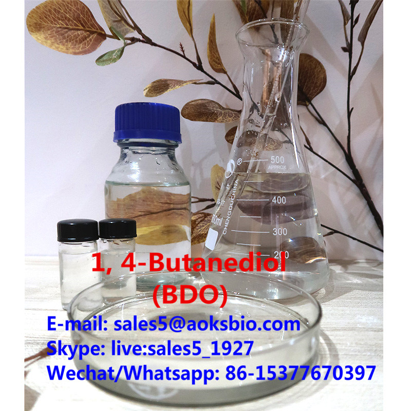 1, 4 Butanediol CAS 110-63-4 china supplier