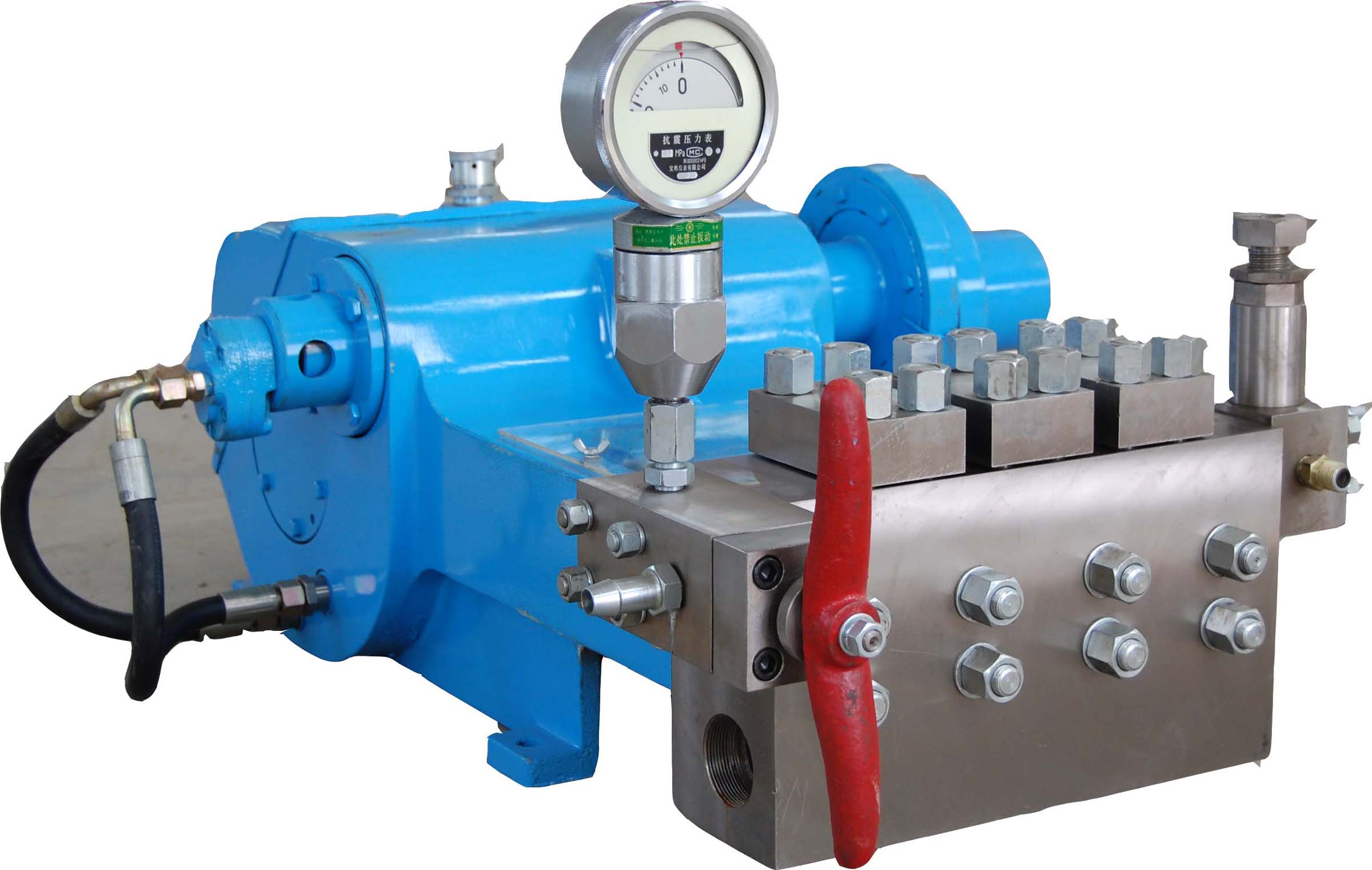 high pressure piston pump,triplex piston pump(WPK-S Series)