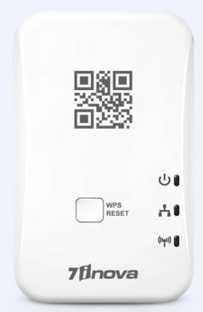 300Mbps Portable 11n WiFi Repeater