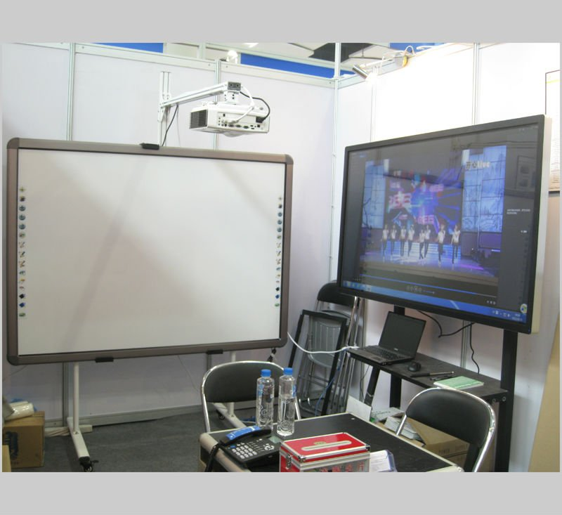 aluminum interactive whiteboard with high quality 3 years warranty