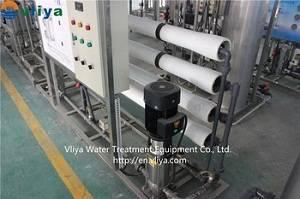 Vliya Brackish Water Desalination Plant For Water Treatment
