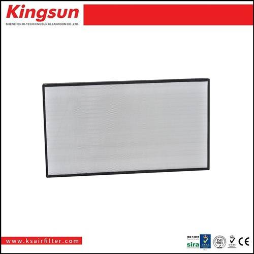 Industral stainless steel air filter manufacturer