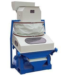 Rice destoner de-stoner and rice milling machinery