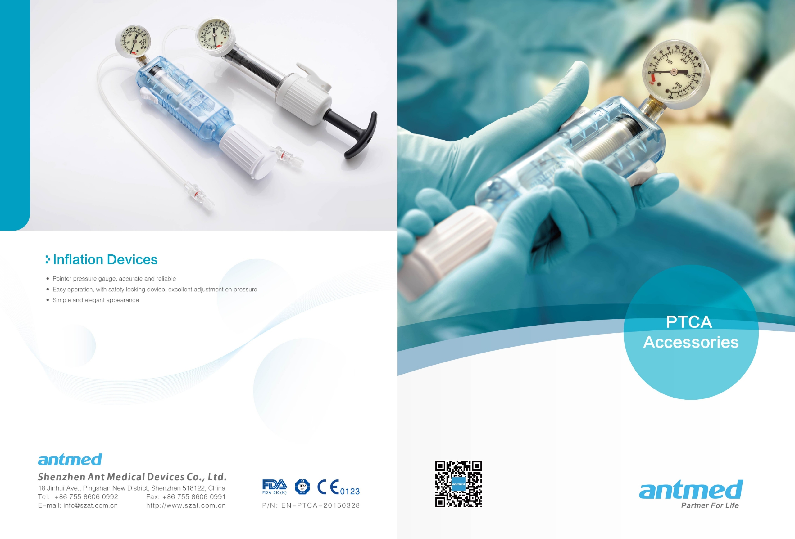 Interventional Cardiology Products - Shenzhen Ant Medical