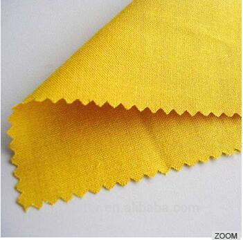 Polyimide needle punched fabric