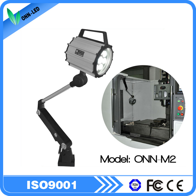 TUV CE 24V/220V IP65 waterproof led machine work light / cnc machine lighting 24v / 90-240v