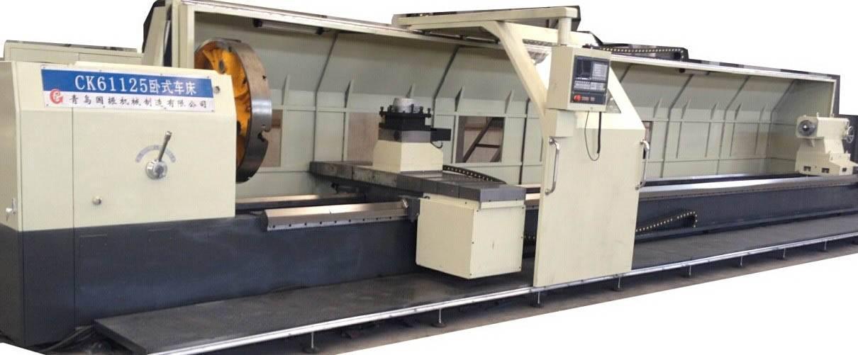 China New! Low Price Good Quality Shaft Roll Rotor Turning CNC Horizontal Lathe Machine For Sale