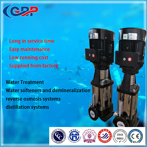G-CDL/CDLF Multistage Centrifugal Vertical Pump 8-14