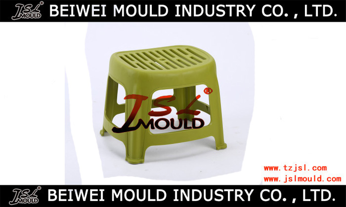 Injection modern plastic stool mould with good price