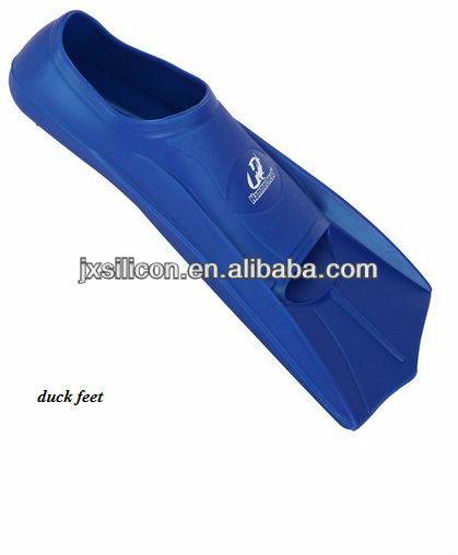 high silicone swim fins diving equipment