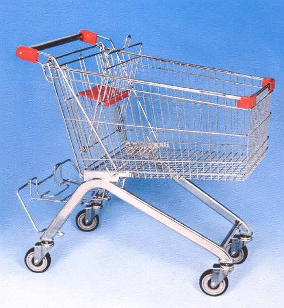 shopping cart/shopping trolley(Europe type)
