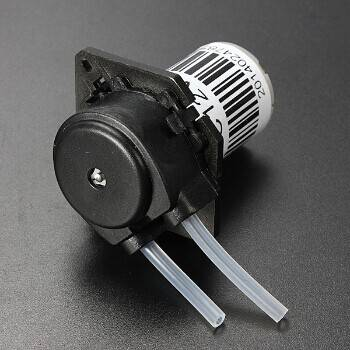 12V/24V DC DIY Dosing Pump Peristaltic Dosing Head For Aquarium Lab Analytical Water