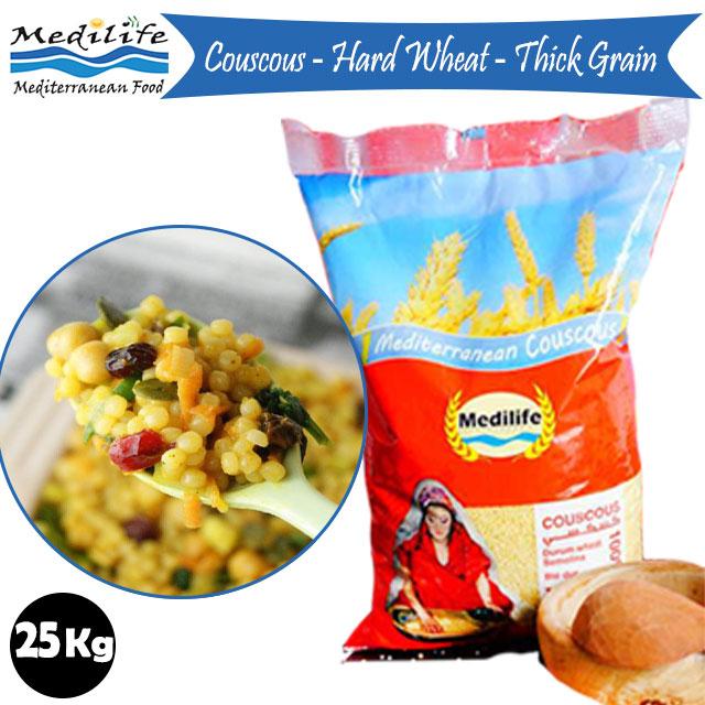 Couscous Thick Grain 25 kg