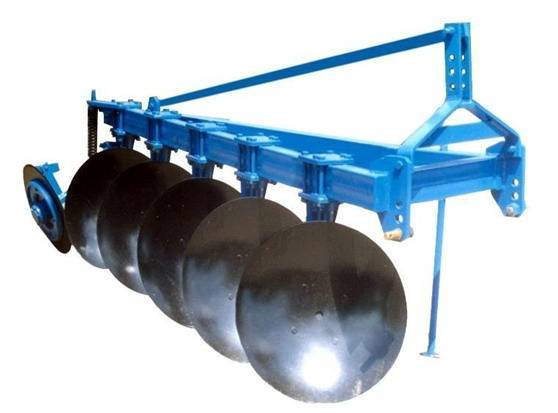 disc plough(1LY-425)