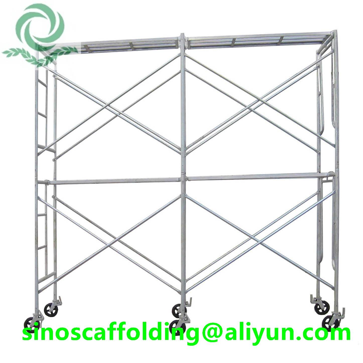 Scaffolding Steel Frame  System
