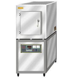 1800℃ Muffle Furnace with Pipe SHF·PM60/18-PM100/18