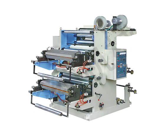 2-color/4-color/6-color Flexographic Printing Machine