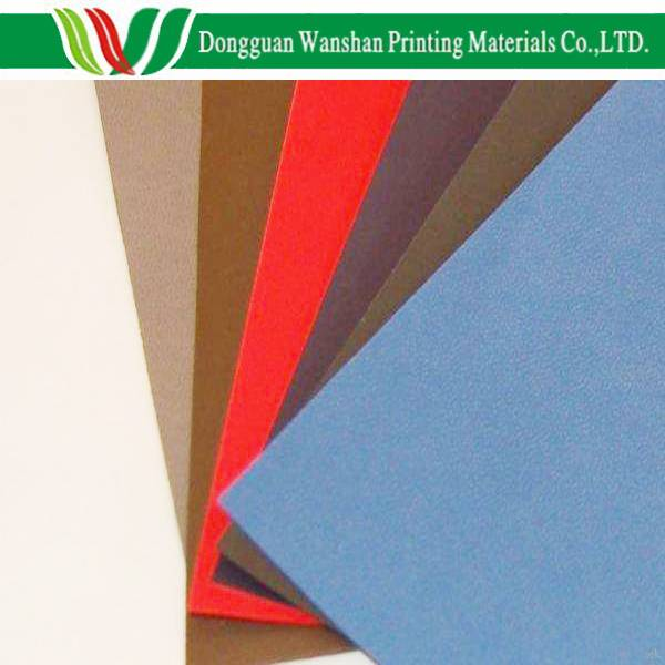 Cotton material AT-5001 colorful hard cover bookbinding cloth in dongguan