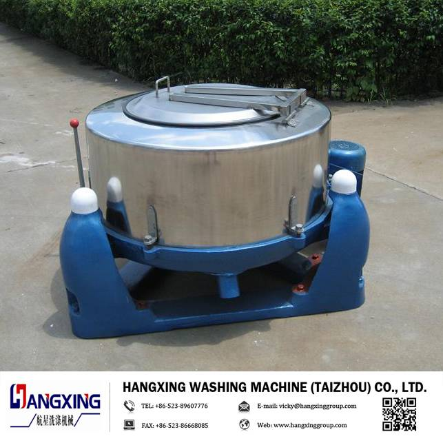 Hydro extractor, laundry dewatering machine