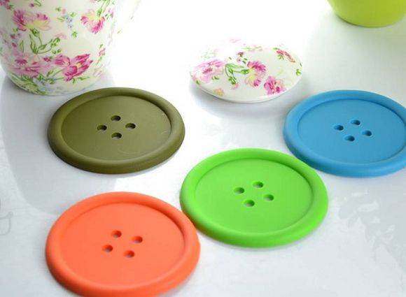 Silicone Cup pad
