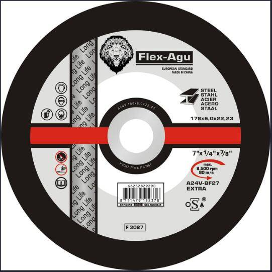 ISO9001 and MPa Certificated Super Thin Cutting Wheel