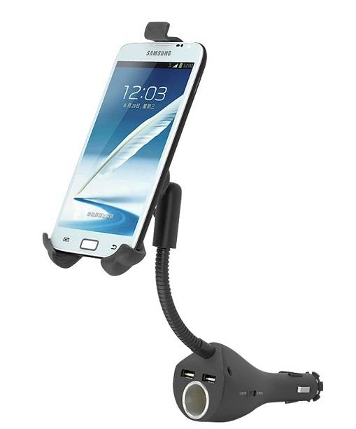 Car Holder with charger/Car Phone Holder/Car charger with holder