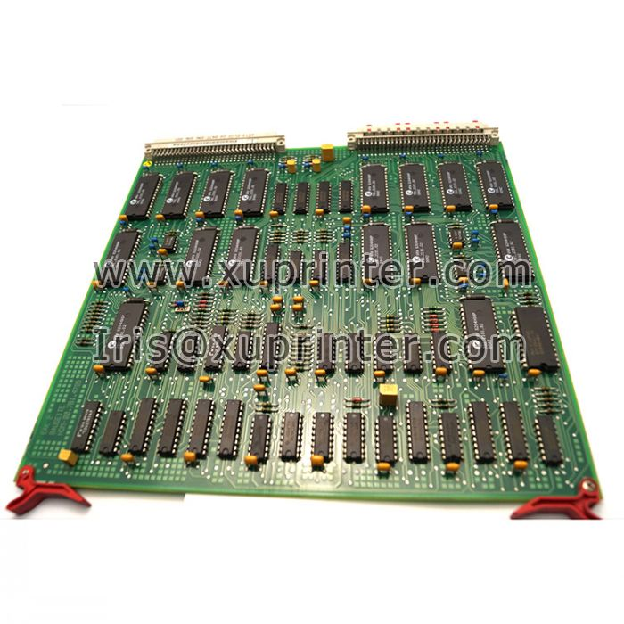 Heidelberg Flat Module EAK2, 91.144.6021, Heidelberg circuit board, Heidelberg offset press parts