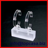 Watch display Acrylic display rack