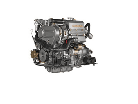 New Yanmar 3YM30AE 29HP Marine Engine