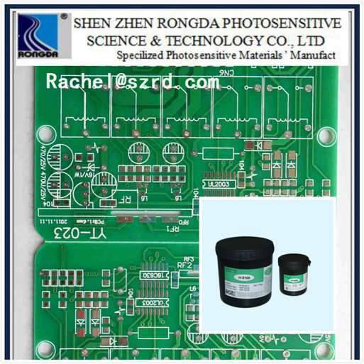 Rongda high-quality multi layers PCB ink H9100