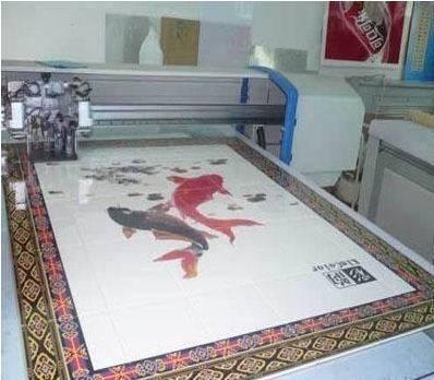 Digital printing aluminum composite panel