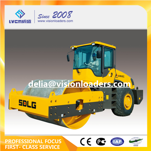SDLG 20T Vibratory Road Roller RS7200 China RS7200 Road Roller for sale
