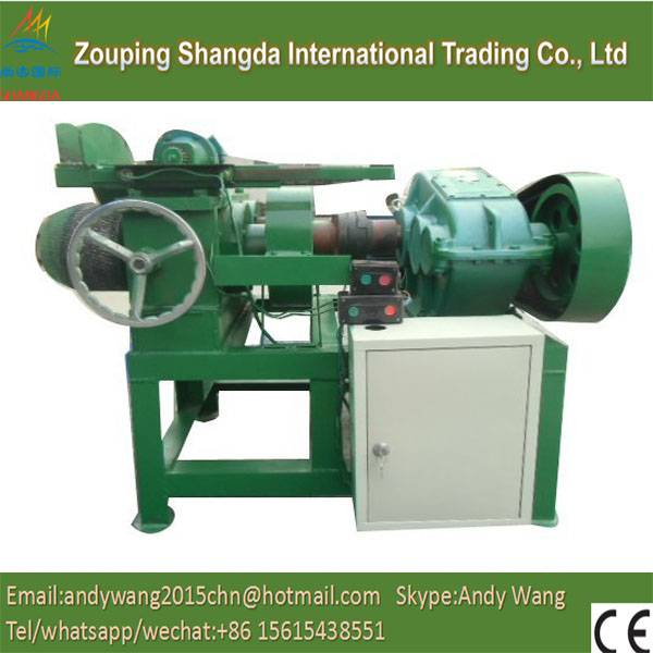 Waste Tire/Tyre Steel Wire Separator