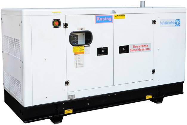 50KVA/40KW Diesel Silent Generator with LOVOL(PERKINS) Engine(PK30400)