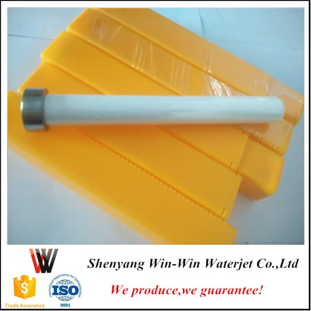 High performance waterjet cutting machine high pressure ceramic plunger