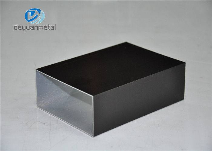 Customized Aluminium Construction Profiles Aluminum Extruded Shapes 6063-T5