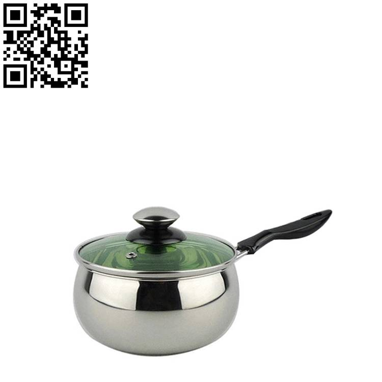 (Stainless steel MilK pot)ZD-NG090