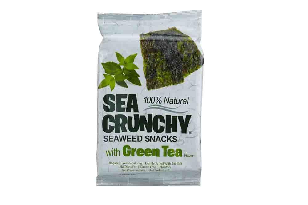 SEACRUNCHY GREEN TEA